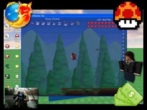(MONEY TV)terraria เล่น และ สอนใช้ mod
