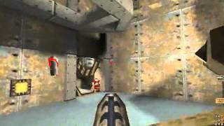 Quake Team Fortress (QWTF) - FOLD vs. aXe II, pt. 2