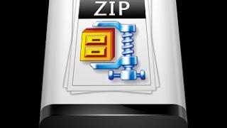 как создать ZIP архив средствами windows 7, 8, 10