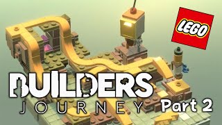 Apple Arcade - LEGO Builder's Journey: Part 2 Creating a Skater Park!!