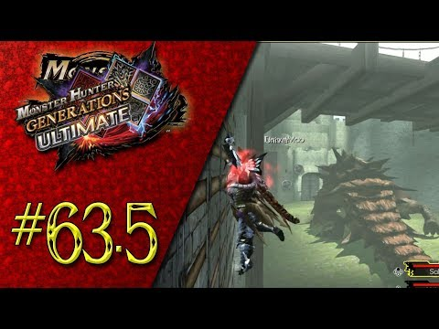 Lao Shan Lung G Rank (MHGU Ver) | Monster Hunter Generations Ultimate thumbnail