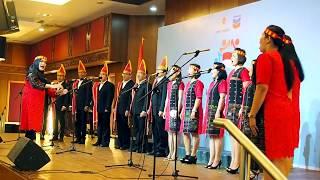 Team Diponegoro Choir - Hari Merdeka & Sigulempong (Dalam Rangka 17 Agustusan)