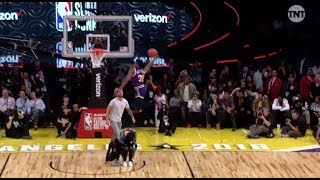 Top Dunks from NBA Slam Dunk Contest Video