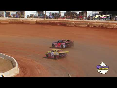 MMSA Stock 4 Feature @ Cherokee Speedway March 24, 2019
