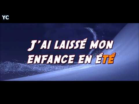 [karaoke] Libérée Délivrée (La Reine Des Neiges)