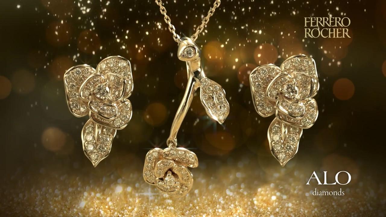 b7d7e5f1b Soutěž o šperky ALO diamonds s Fererro Rocher - YouTube