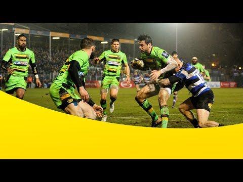 Bath Rugby v Northampton Saints - Anglo Welsh Cup 2017-18