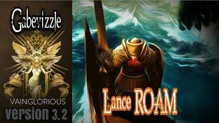 3v3 Gabevizzle   Lance Roam - Vainglory hero gameplay from pro player