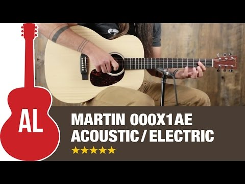 Martin 000X1AE Review
