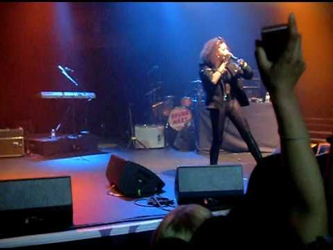 Mz Bratt- Game over (Female Takeover) Live