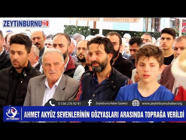 Ahmet Akyüz genç yaşta kansere yenik düştü