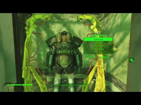 Fallout 4 (Learning Curve: South Boston Military Checkpoint) HD
