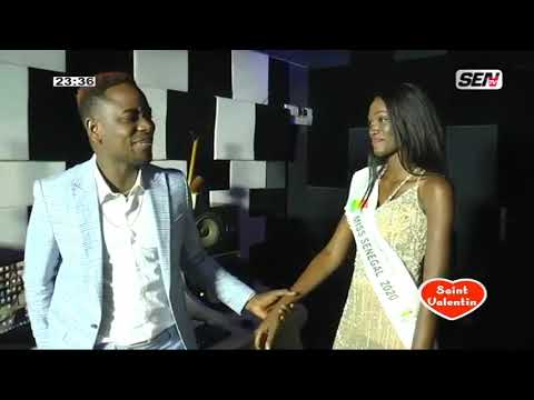 Bril Fight 4 offre un  Iphone 11 à la Miss Sénégal Ndèye F. Dione,