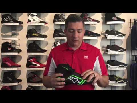 Winding Road Racing Alpinestars Tech 1Z Racing Shoes Product Review