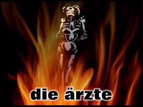 Die Ärzte - Live Medley + Zu spät / Roter Minirock (1988)