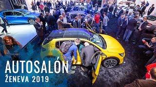 Eneva 2019 Novy Peugeot 208 A Al Ie Novinky Z Autosalonu