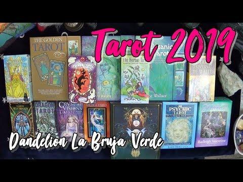 tarots-que-más-he-usado-en-2019