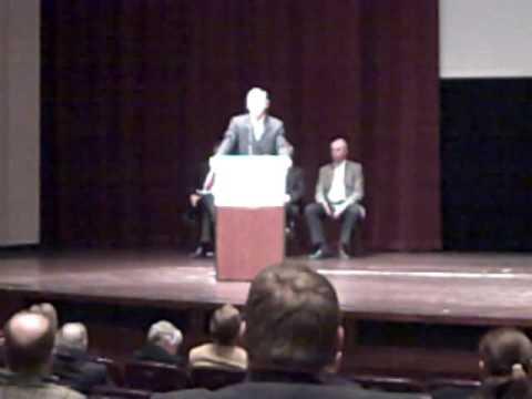 South Dakota Economic Summit - Michael Bender