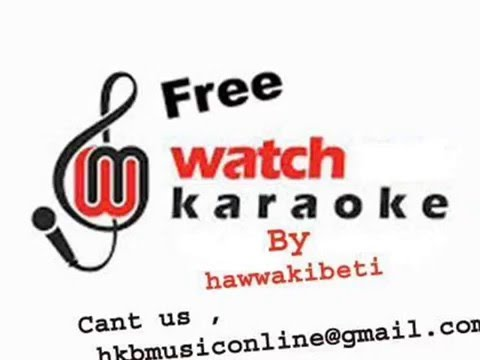 Wadiyaan Mera Daman ( Abhilasha ) Free karaoke with lyrics by Hawwa -