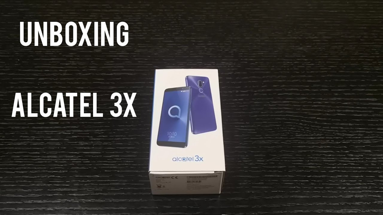 Alcatel 3X watch this before buying
