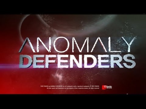 Anomaly Defenders first look gamePlay HD 720p |