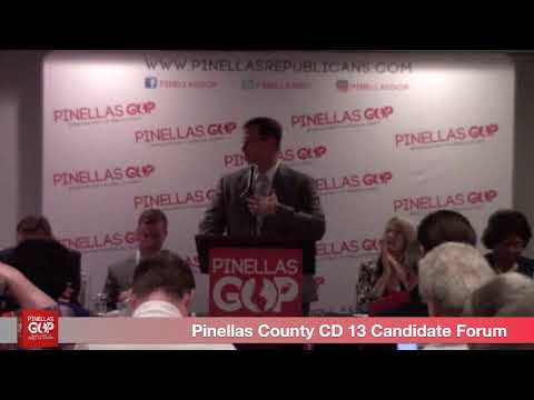 Florida News - 5 Pinellas GOP House Candidates Introduce Themselves, With One Missing