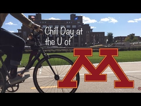 Random Day at the University of Minnesota