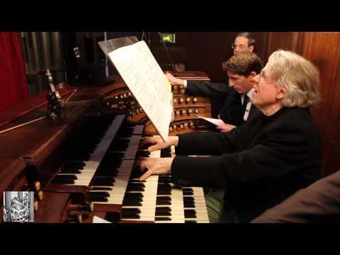 Saint-Sulpice organ, Daniel Roth plays Reubke Sonata (audition 15 March 2015 v2)