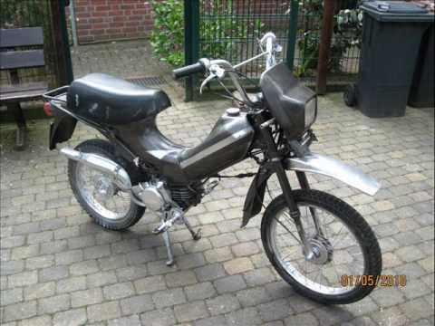 Beste Honda PX 50 Tunen - YouTube KI-66