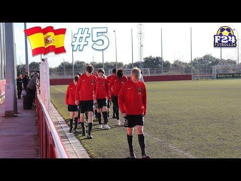 Följer med Brommapojkarna P06:1 till Spanien #5 - Semifinal!   Fotboll24