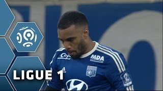 Olympique de Marseille - Olympique Lyonnais (0-0) - Highlights - (OM - OL) / 2014-15