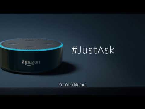 Amazon Alexa Moments (Amazon Echo Dot Advert)