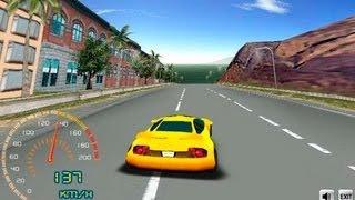 Juego de Autos 2: Fever for Speed en HD -El Juego del Carrito amarillo