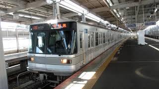 東京メトロ 03-124の現役時代。 2018.7.2  14:35 北越谷発車。