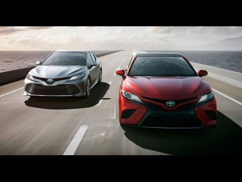 ►Toyota Camry 2018 - NEW 2018 Camry Hybrid XLE and Camry XSE
