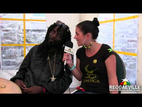 Interview: Cornel Campbell @ Reggae Jam 8/5/2012