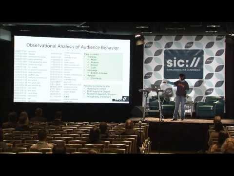 Keynote: Dr. Ying Li, Parllay Shifting Paradigms at Seattle Interactive Conference 2013