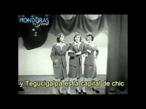 Tegucigalpa - The Andrews Sisters
