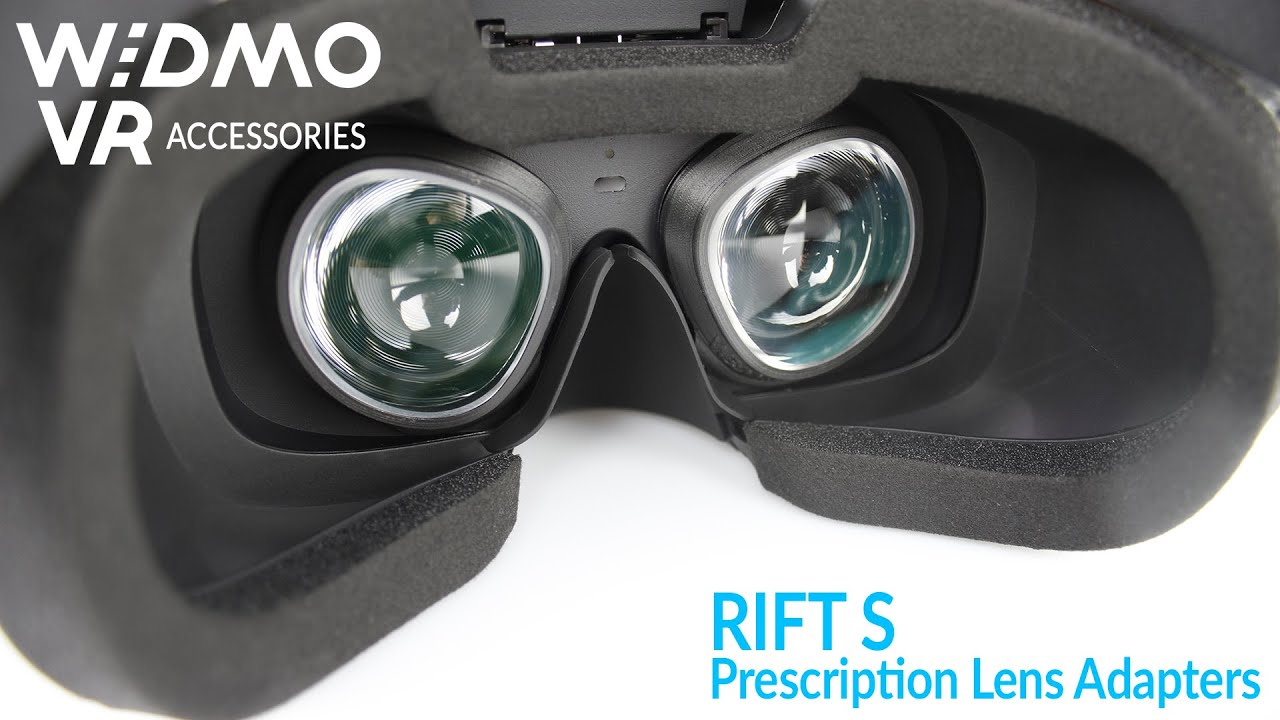 Oculus Rift S Prescription Lens Adapters