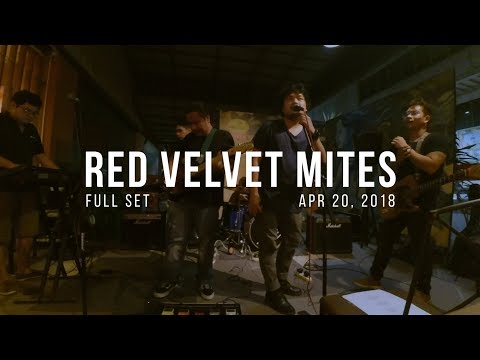 Red Velvet Mites - Counterflow Prods. Idiots (FULL SET) [04-20-2018]
