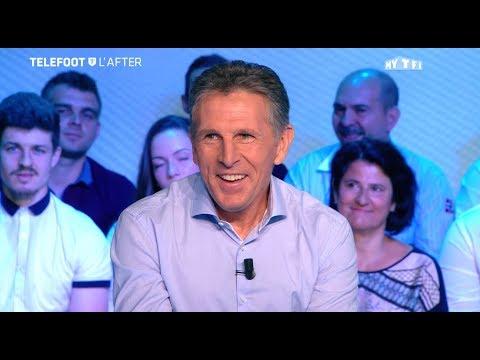 Téléfoot- L'After du 18 juin avec Claude Puel