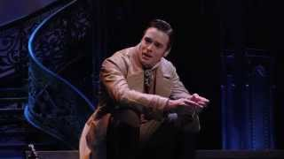 """Gigi"" performed by Corey Cott live on Broadway"