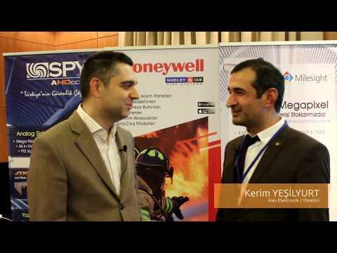 Han Elektronik'in İstanbul Lansman Toplantısı : Video ve Röportaj