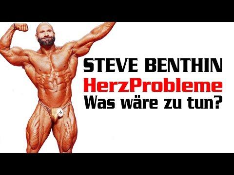 Steve Benthin - HerzProbleme was wäre zu tun?