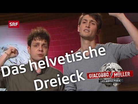 Das Helvetische Dreieck - Giacobbo / Müller