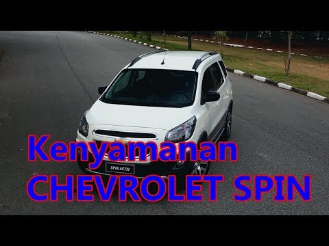 Review Chevrolet Spin Activ Indonesia - Part 1 | Doovi