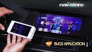 HDMI VIDEO INTERFACE IW06B-N23 per BMW CIC, NBT