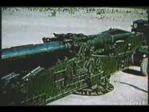 Armed forces special weapons project/Nuclear cannon