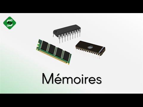 Mémoires : Différences entre RAM, ROM, etc - SILIS Electronique -