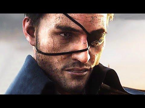 SKULL AND BONES Trailer Français (E3 2017)